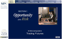 An Online Learning Guide to Trading Futures